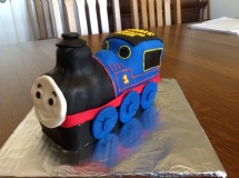Birthday Cake- thomas the train