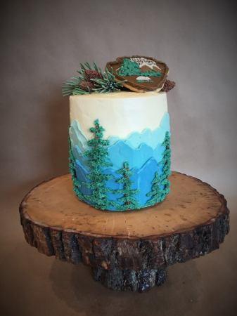 birthday cake- teresa