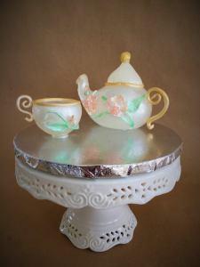 sugar tea set